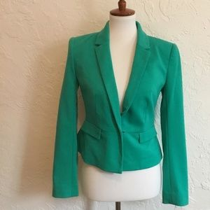 Jackets & Blazers - Knit blazer. Size medium.